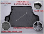 Dywanik do baga�nika Ford Focus III Sedan od 2011r MIX-PLAST 17029